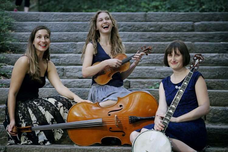 "Louisville, Kentucky-based folk band Harpeth Rising will be hitting Bright Box Theater while touring for their 2015 album, ""Shifted."" Photo courtesy of Da Ping Luo"
